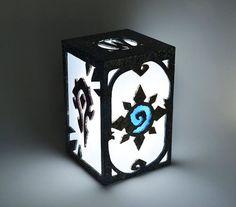 World of Warcraft Decoration lamp