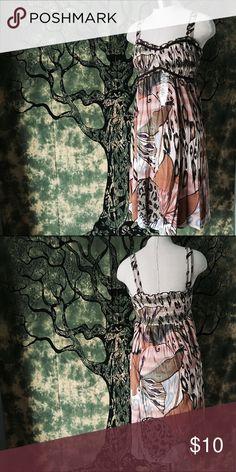 Forest Fairy Dress Never worn (not Wildfox) Wildfox Dresses Mini