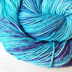 Amethyst Swirl - today's most popular colourway!