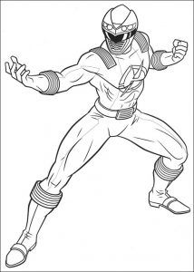 Imagens para pintar dos Power Rangers - 65