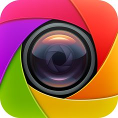 Analog Camera for iOS (app icon, full size)