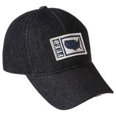 FEED for Target® Men's Denim Baseball Cap - Blue OSFM Denim Baseball Cap, Baseball Hats, Hungry Children, Nail Jewelry, Mens Caps, Men's Denim, Latest Trends, Target, Usa