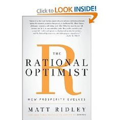 """""""This is one of my favorite books of the last several years. What is the key to human prosperity? Others have recently tried to answer this (e.g., Diamond's Guns, Germs and Steel). But Ridley's book may be the most convincing. And it is probably the most important for what we do at Mercatus.""""—Matthew Mitchell"""