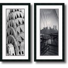 <li>Artist: Torsten Andreas Hoffman</li> <li>Title: New York Panels set</li> <li>Product type: Framed art print</li>
