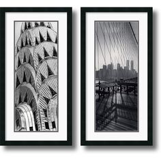 <li>Artist: Torsten Andreas Hoffman</li> <li>Title: New York Panels set</li> <li>Product type: Framed art print</li>