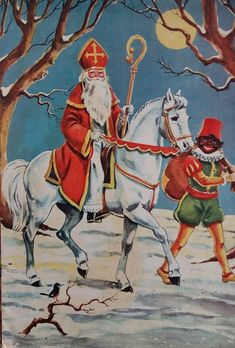 Cool Pictures, Funny Pictures, Dutch People, Father Christmas, Nativity, Holland, Folklore, December, Childhood