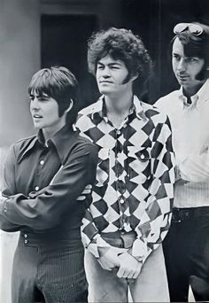 Monkees 1969 Tour - The Monkees Live Almanac.  We all thought they were just dreamy ...