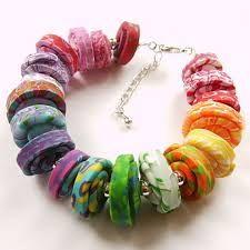 Wonderful rainbow of color