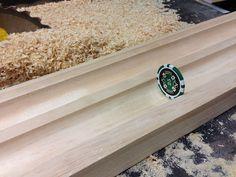 Tinygiant Workshop | Homemade Craps Table