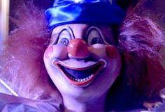 Poltergeist Clown. The singular reason I no longer liked clowns.