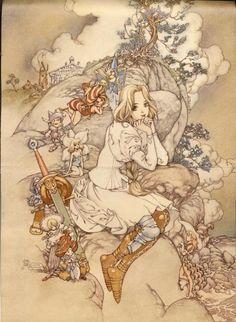 画像 : 魔法の筆を持つ男!山田章博イラスト画像集! - NAVER まとめ