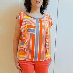I believe I can sew...: Stripes and fairy wings for me - Lekala 4261