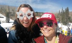 A weekend of pond-skimming, sunshine, and dear friends.