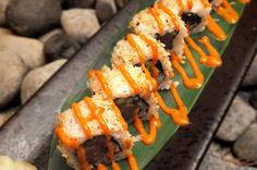 Fresh sushi, sashimi, bento and traditional Japanese tempura in Soho, Central London Fresh Sushi, Thai Restaurant, Tempura, Sashimi, Bento, Soho, Tuna, Spicy, London
