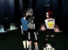 Metal,Keita e eu :3