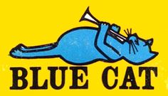 Blue Cat Records logo