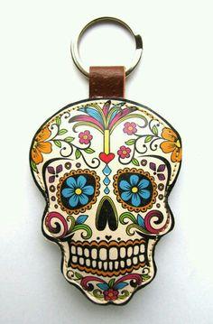 Caveira mexicana ,adoro !!!