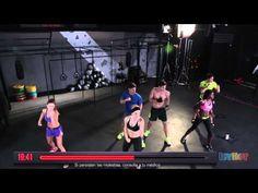 El Reto Icy Hot® Rutina 3 Velocidad - YouTube