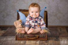 Moritz, 11 Monate | Babyfotograf Cadolzburg » Katja Schünemann Photography