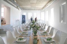 Guerlain perfume launch event || Jett Daylight Studio || Table Settings, Product Launch, Perfume, Events, Studio, Place Settings, Study, Fragrance