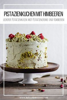 Food To Go, Food And Drink, Cute Desserts, Love Cake, International Recipes, Creative Food, Pistachio, Food Inspiration, Food Porn