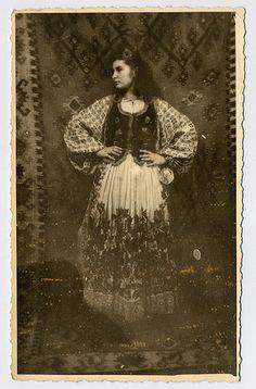 traditional costume, croatia