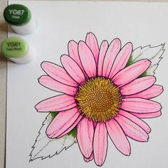 Copic coloring tutorial