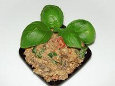 RAW recepty babičky Aničky - Pomazánky, omáčky, sýry - Pomazánky 1