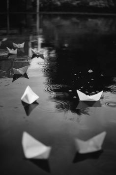 These paper boats of mine are meant to dance on the ripples of hours,and not reach any destination...by Rabindranath Tagore