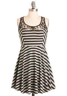 jersey twirl dress