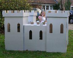 Te imaginas tu fiesta de cumpleaños con este castillo?