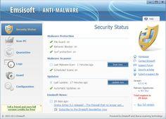Emsisoft Anti-Malware Interface