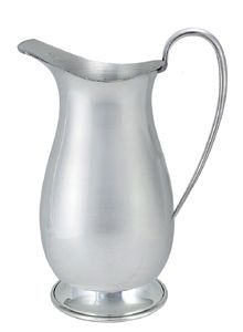 Pewter Woodbury Footed Pitcher / 20 Oz.