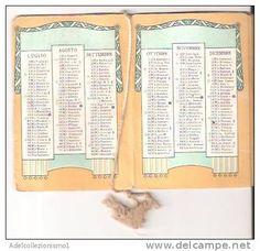calendario vincenzo bellini 1936