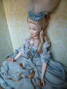 Marie Antoinette Barbie® Doll, very pretty!   Flickr