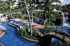 Pool at Grand Wailea Resort - Maui