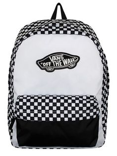 online shopping for Vans Realm Backpack from top store. See new offer for Vans Realm Backpack Vans Backpack, White Backpack, Backpack Bags, Fashion Backpack, Rucksack Bag, Backpack Online, Messenger Bags, Vans School Bags, Vans Bags