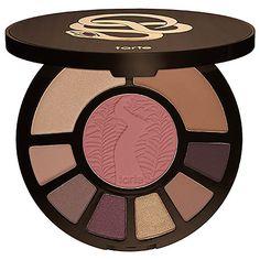Rainforest After Dark Colored Clay Eye & Cheek Palette - tarte | Sephora