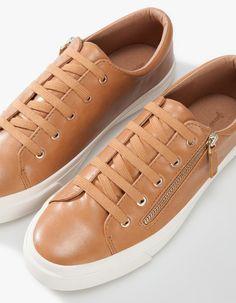 best sneakers 5f027 62858 ZAPATOS - ZAPATOS - MUJER   Stradivarius España
