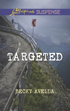 GIVEAWAY! Targeted by Becky Avella, comment on blog to enter giveaway.