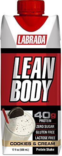 Lean Body shakes are a life saver in my diet.  They are cheap if being used to replace a meal, they taste really good, and they have one of the best nutrition profiles I've ever seen on an RTD protein shake.  I've lost over 100 pounds and I don't think I would've been nearly as successful without these shakes. They have been a staple.