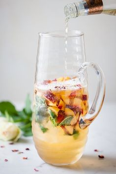 Peach and Ginger Min
