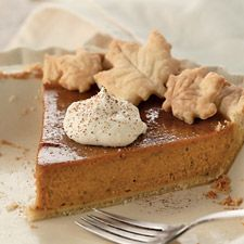 Smooth & Spicy Pumpkin Pie - made this 11/18/12.  Good, but not as good as my Sweet Potato Pie.  CW