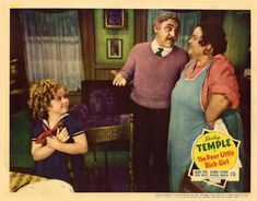 "Poor Little Rich Girl (1936): ""She's-a poor-a little-a orphan-a girl!"""