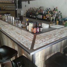Ordnet bar for @bonlio gastrobar Materialene fra #1735 #drivved #gjenbruk #gjenbruksmaterialer #elskerdet Liquor Cabinet, Photo And Video, Instagram, Furniture, Home Decor, Decoration Home, Room Decor, House Bar, Home Furniture