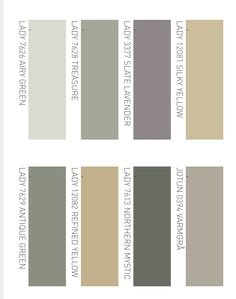 Jotun Lady, Colour Schemes, Color Mixing, Most Beautiful Pictures, In The Heights, New Homes, Palette, House Design, Colours