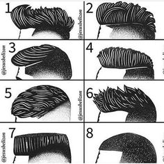 ~~Man cuts and styles and a well-done shave and his hygienic care for a good look Man cuts and styles and a well-done shave and his hygienic care for a good look Popular Mens Hairstyles, Hairstyles Haircuts, Haircuts For Men, Hair And Beard Styles, Curly Hair Styles, Gents Hair Style, Hair Sketch, Hair Designs, Hair Trends
