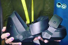 """Ecco le scarpe #Taclim per la """"Realtà Virtuale"""" by #Cerevo!  Quando si pensa agli accessori da utilizzare nella #Realtàvirtuale , le scarpe non sono sicuramente la prima cosa che viene in mente! Ma ciò nonostante, questo non ha fermato una società nel creare un #set sensoriale applicato a delle speciali #scarpe...  Leggi tutto qui 👟👟👟"""