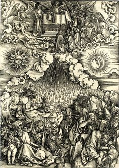 Albrecht Dürer. Апокалипсис и религиозные сюжеты: uchitelj