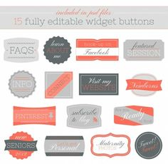 #Creative #icon designs